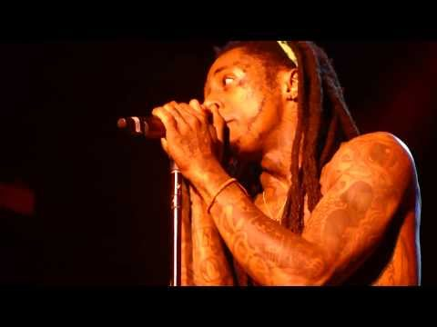 Lil' Wayne - Love Me live @ America's Most Wanted Fest @ Sleep Train Pavilion,Concord.[HD]