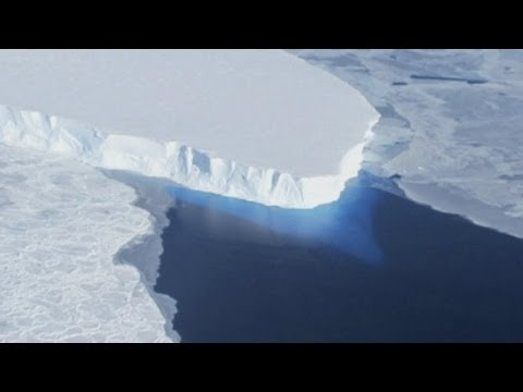 Melting glaciers in West Antartica are 'past point of return'