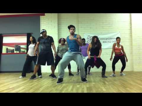 Rihanna - Te Amo - John James Choreography