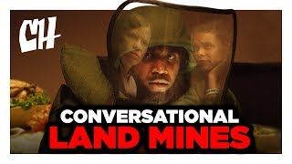 Disarming Conversational Land Mines by : CollegeHumor