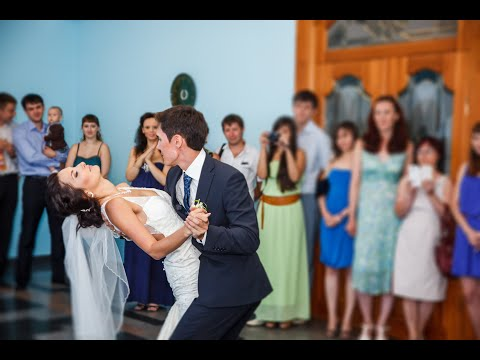 Kizomba Wedding Dance - Свадебная Кизомба (13.07.2013) Alina & Stas (The first in Russians weddings)