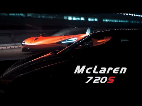 Video Profil New McLaren 720S 2017