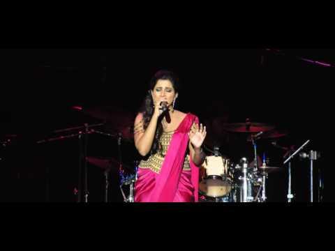 Chaar Kadam   Shreya Ghoshal Live In San Jose 2015   YouTube 720p