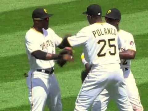 Pittsburgh Pirates 2016 Pump Up