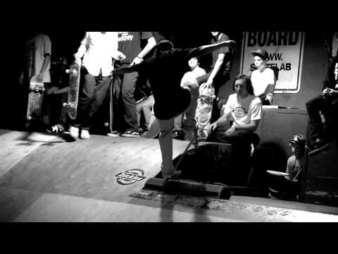 Dickies Skatelab Demo w/ Tom Remillard, Kevin Terpening, Vincent Alvarez & Jim Greco