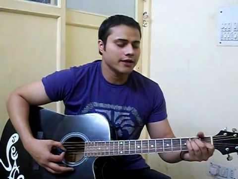 tumse yun milenge guitar vikas.AVI