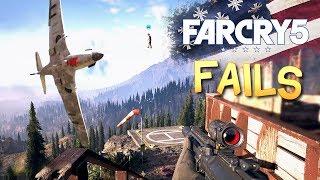Far Cry 5 FAIL Compilation