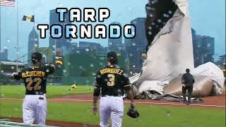 MLB Crazy Weather Moments ᴴᴰ