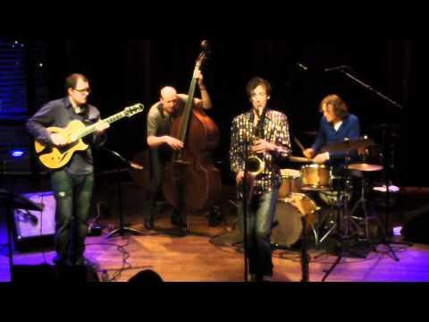 Flow - Iman Spaargaren Quartet live @ BIMhuis Young VIP Tour 2012 say it loud!.MOV