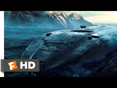 2012 (2009) - The Ark Launch Scene (10/10) | Movieclips
