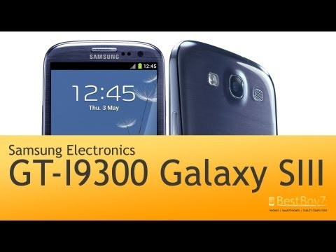 Review: Samsung GT-I9300 Galaxy SIII   BestBoyZ