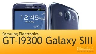 Review: Samsung GT-I9300 Galaxy SIII | BestBoyZ