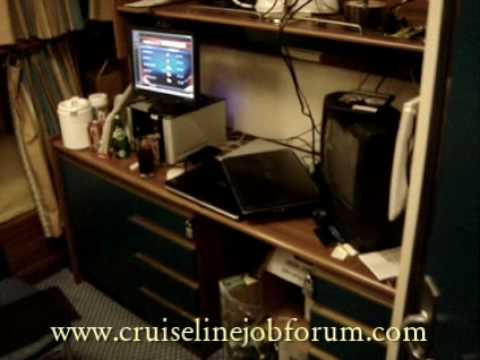 Cruise Line Crew Cabins Cruise Ship Crew Cabin End