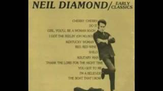Watch Neil Diamond Kentucky Woman video