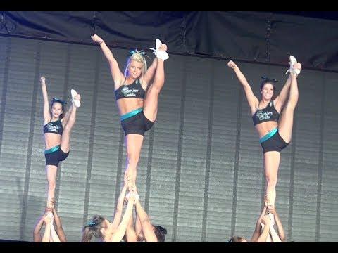Majors 2014 Cheer Extreme