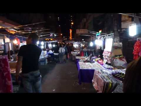 Hong Kong Temple Street Night Market Feb. 2, 2014