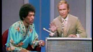 Dick Cavett - Interview with Jimi Hendrix on Star-Spangled Banner