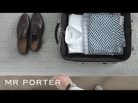 The Way I Pack - Travel Issue - MR PORTER