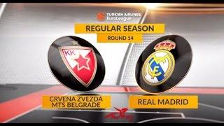 Црвена Звезда : Реал Мадрид