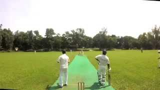 WISCIW innings Wickets against GMIS