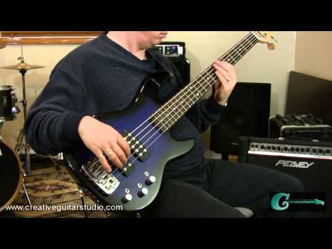 Bass Guitar Lesson: Part 3 - Playing Over Common Chord Progressions video