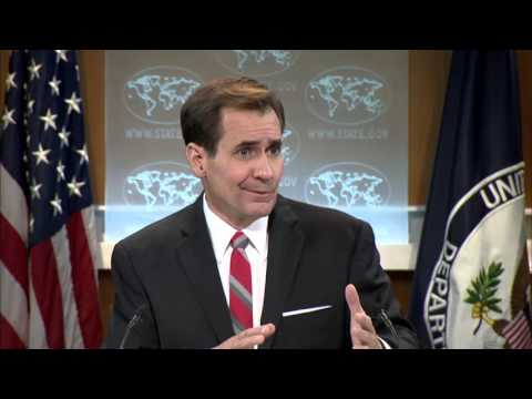 Daily Press Briefing - October 9, 2015