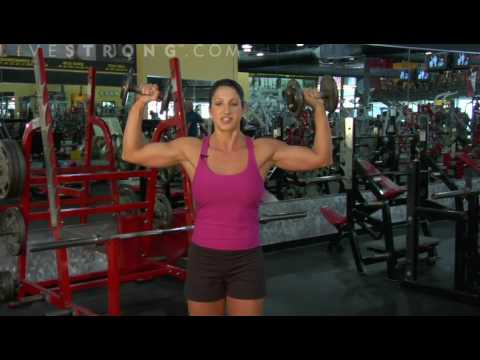 How to Do a Dumbbell Shoulder Press Image 1
