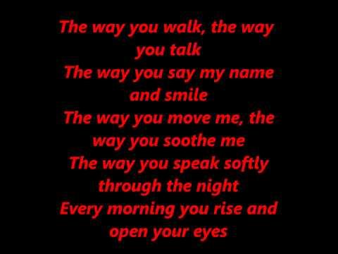 Jesse Powell You lyrics