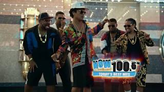 Now 100.5 Today's Best Hits TV Commercial (Spring 2018 :30) (KZZO Sacramento)