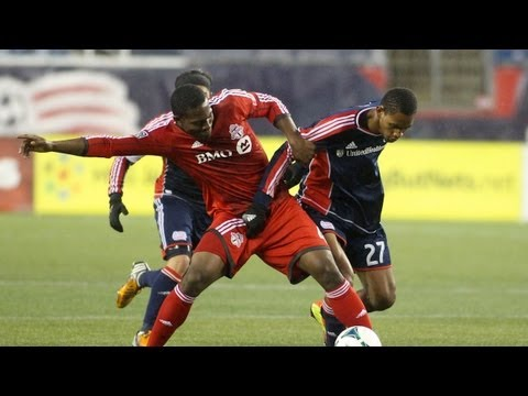 HIGHLIGHTS: New England Revolution vs Toronto FC | May 25, 2013