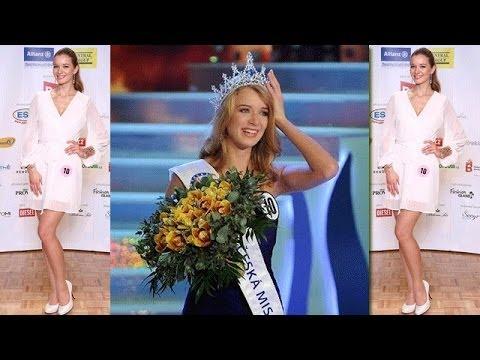 Gabriela Franková: Česká Miss 2014/ Miss Czech Republic 2014