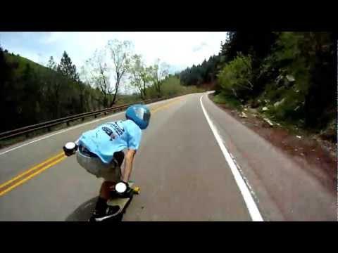 BC Longboards in ABQ - Dave Atess