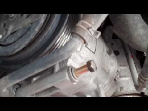 AC Compressor And Drier Replace 1999 Honda Civic | How To Save Money And Do It Yourself!