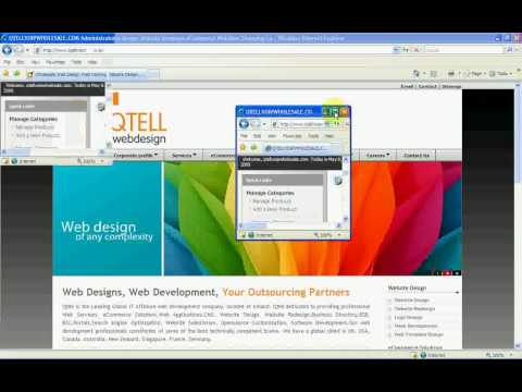 0 Web Design Seo Search Engine Part 6 Shopping Cart Demo