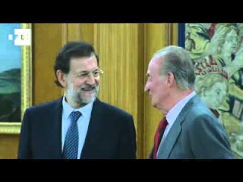 Rajoy expone al rey las nuevas medidas económicas
