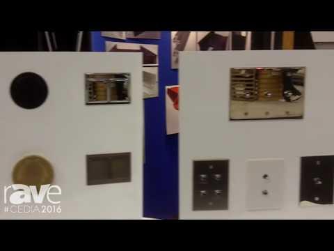 CEDIA 2016: Meljac Offers Custom Electrical Lighting Control Hardware from Paris