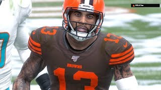 SENSATIONAL Snow Game SHOOTOUT! Madden 20 Online Franchise Gameplay