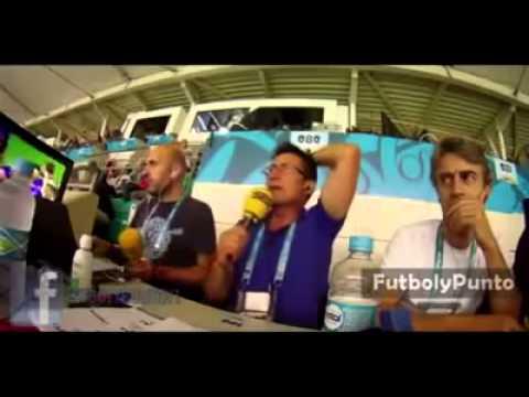 Spaans commentaar tijdens Nederland Spanje 5 1 nederland spanje