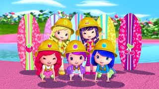 Strawberry Shortcake | Where The Berry Breeze Blows | Cute Cartoons | Full Episode | WildBrain