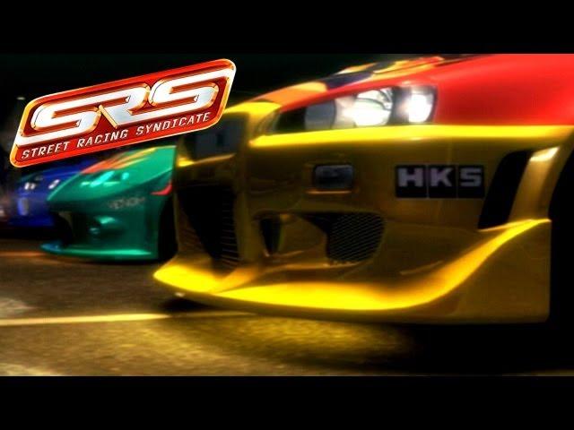 Руководство запуска: Street Racing Syndicate по сети