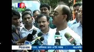 Roksana Eva  Bangla vision 8 Aug10