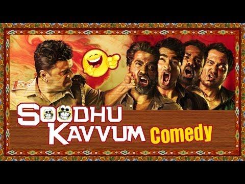 Soodhu Kavvum | Tamil Movie Comedy | Vijay Sethupathy | Sanchita Sethy | Karunakaran | Bobby Simhaa video