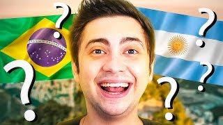 A INCRÍVEL HISTÓRIA DO ARGENTINO FALSO!