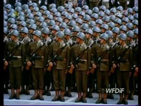 Parada Militara Comunista 1966