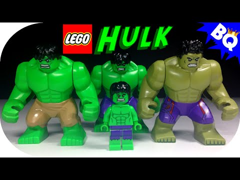 Lego Hulk Collection video
