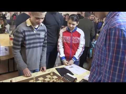 2014-04-12  Russian Chess Club Championship. 6 round Start