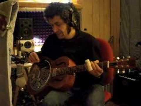 mid-side technique dobro recording
