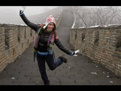 GREAT WALL of CHINA!!! Video