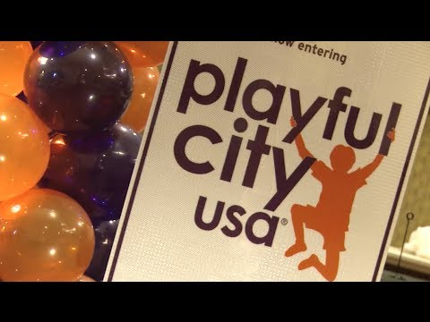 Playful City USA Leaders  Summit Highlights Reel 2013