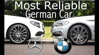 BMW vs Mercedes Reliability